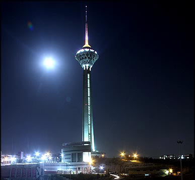 Milad Tower, Tehran
