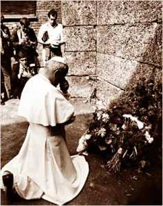 JPII+auschwitz+death+wall[1]