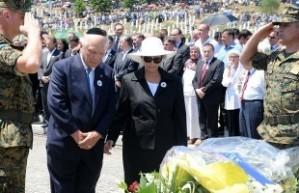 Rabbi-Arthur-Schneier-Srebrenica-Genocide-Memorial-in-Potocari-608x392[1]